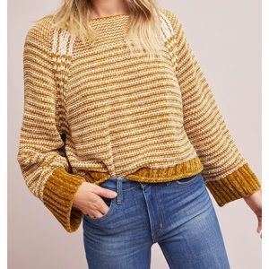 Moth Chenille Sweater from Anthropologie